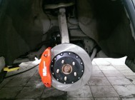Jeep Grand Cherokee 356x32mm 6pot 14