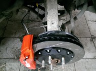 Jeep Grand Cherokee 356x32mm 6pot 17