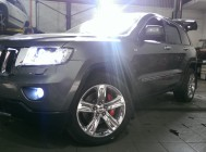 Jeep Grand Cherokee 356x32mm 6pot 21