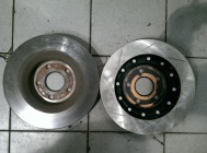 Jeep Grand Cherokee 356x32mm 6pot 8