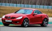 Mercedes-Benz SLK (R171). Тормоза HP-Brakes_14