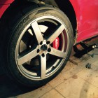 Mercedes-Benz SLK (R171). Тормоза HP-Brakes_15