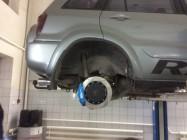 тормоза на Toyota Rav4