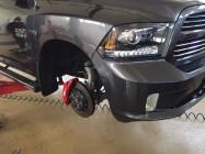 тормоза на Dodge Ram