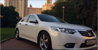 Honda Accord 8. тормоза HPB_9