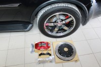 Honda Pilot 356x32mm 6pot и 356х28mm 4pot - 3