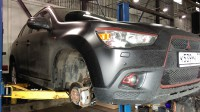 Тормозная система Mitsubishi ASX