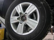 Toyota LC200 372mm 8pot + 372mm 6pot - 3