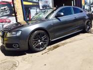 тюнинг Audi A5 3.0tdi тормоза HPB