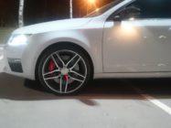 тюнинг тормозов Skoda Octavia RS