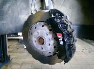 Audi Q3RS тормоза hpb