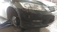 Honda Accord 9 v6 330x28mm 6pot - 2