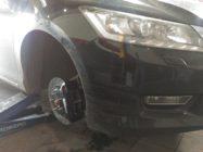Honda Accord 9 v6 330x28mm 6pot - 2