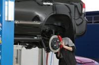 тормоза HPB на Lexus LX570