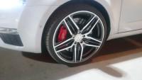 тормоза hpb Skoda Octavia RS