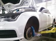 Audi A7 тормоза HPB 380mm b8pot + 356mm 6pot - 2
