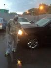 Cadillac Escalade 405mm 8pot + 380mm 6pot - 5