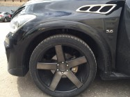 Infiniti QX56 405x36mm 8pot + 405x34mm 6pot - 1