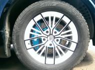 Toyota LC200 405x36mm 8pot + 405x34mm 6pot - 3