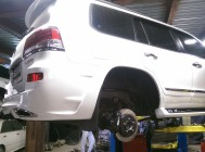 lexus LX570 405mm big 8pot + 380mm 6pot - 5