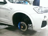 тормоза BMW X3