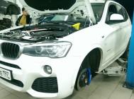 BMW X3 2.0t 356x32mm 6pot - 4