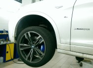 BMW X3 2.0t 356x32mm 6pot - 5