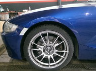 BMW Z4 тормоза