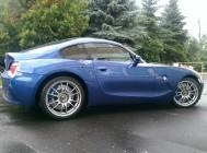 тормоза HPB на BMW Z4