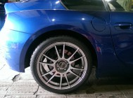BMW Z4 356x32mm 6pot + 356x28mm 4pot - 2