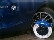 BMW Z4 тормоза hp-brakes