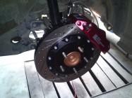 KIA Ceed тормоза HPB 304mm 6pot +304mm 4pot -5