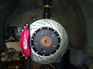 KIA Ceed тормоза HPB 304mm 6pot +304mm 4pot -3