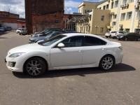 Mazda 6 hp-brakes
