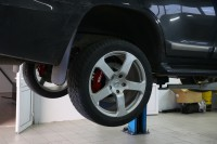 Toyota LC200 405x36mm b8 pot + 380x32mm b6pot - 8