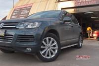 hp-brakes тормоза VW Touareg
