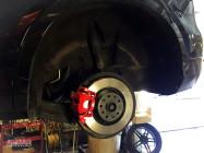 Audi RS Q3 - 356x32x6 зад - 3