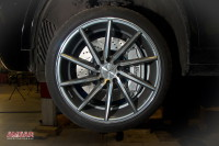 BMW X3 hpb тормоза 380x34xb8 (6)