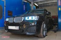 BMW X3 hpb тормоза 380x34xb8 (1)