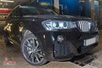 BMW X3 hpb тормоза 380x34xb8 (7)