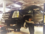 Cadillac Escalade тормоза HP-Brakes_15