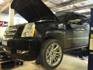 Cadillac Escalade тормоза HPB_20