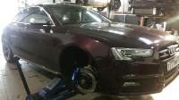 тормоза hpb на Audi A5 356x32x6 (4)