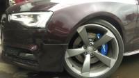 тормоза hpb на Audi A5 356x32x6 (5)