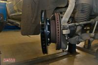 Dodge RAM тормоза HPB 405x36x8 (5)