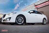Mazda 6. Тормоза HPB 330x28mm 6pot (6)