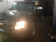 Chevrolet Tahoe тормоза
