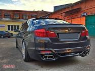 BMW 5 серии F10. Тормоза HPB 356x32mm 6 pot. (2)