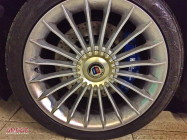 BMW 5 серии F10. Тормоза HPB 356x32mm 6 pot. (8)