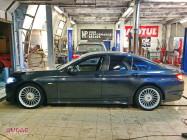 BMW 5 серии F10. Тормоза HPB 356x32mm 6 pot. (9)